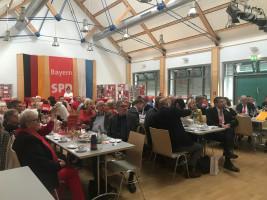 Für alle interessant: Die Geschichte der SPD und des Ortsvereins Sulzbach
